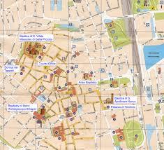 Modena Map by Ravenna Map