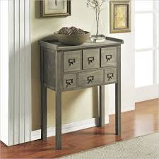 narrow console table for hallway console table design cool hallway console table with storage