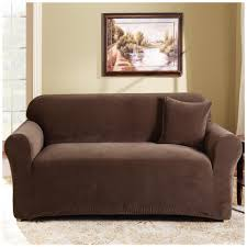 Stretch Slipcovers For Recliners Furniture Sure Fit Couch Covers Sure Fit Recliner Cover Sofa