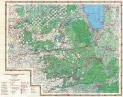Georgetown Map Georgetown Divide Maps El Dorado County Eldorado National Forest