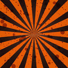 grunge sunbeam background halloween traditional colors orange