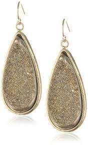 Marcia Moran Chandelier Earrings Charlize Theron Dannijo Becca Crystal Fringe Earrings From The