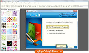 photo card maker greeting cards maker software design christmas new year greetings