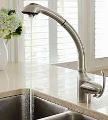faucet for sink in kitchen 25 facts about kitchen faucets better homes gardens