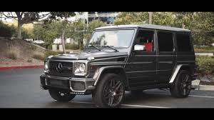 brabus kit and full blackout on black chrome g wagon g63 youtube