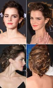 emma watson hairdos easy step by step emma watson s updo at beauty and the beast romantic hair how to