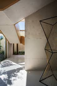 Buro Einrichtung Beton Holz Moderne Minimalistische Einrichtung Modernes Haus Modernes Haus