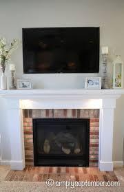 childproof fireplace binhminh decoration
