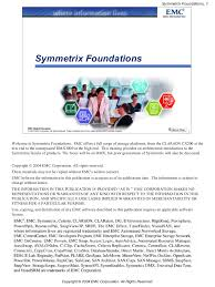 102550121 symmetrix foundations student resource guide