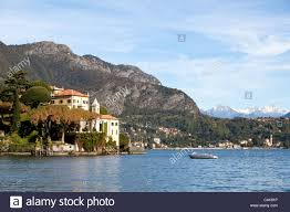 Lake Como Italy Map The Villa Del Balbianello In Lenno Lake Como Italy Stock Photo