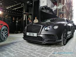 bentley continental 2017 just unveiled the bentley continental supersports is a 209 mph