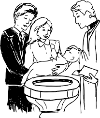 catholic baptism coloring pages of page on sacrament of baptism