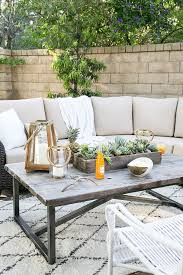 Easy Backyard Patio Easy Ideas To Freshen Up Your Outdoor Living Space
