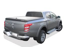 mitsubishi pickup 2016 evo600 upstone aluminum tonneau cover mitsubishi l200 2016