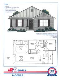 House Plans For Cottages by Lakewood Cottages Adams Homes