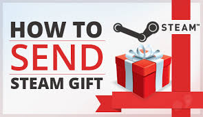 send a gift how to send a steam gift expose gaming