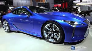 lexus convertible models 2018 2018 lexus lc 500h exterior and interior walkaround 2016 new
