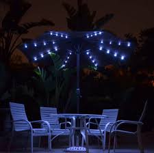 Lighted Patio Umbrella Solar Market Patio Umbrella Coffee 9 Quality Patio Umbrellas