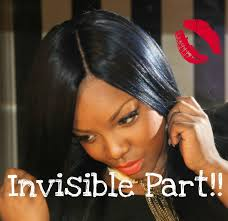 quick weave hairstyles with invisible part yinka39s ultimate hair