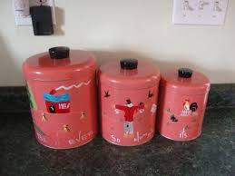 vintage metal kitchen canisters 381 best ransburg images on vintage kitchen canisters