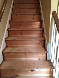 How To Restain Banister To Remove Carpet From Stairs And Paint Them