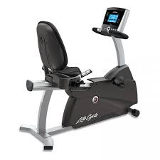 life fitness r3 recumbent cycle with go console