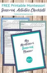 printable montessori curriculum the natural homeschool living and learning the natural way