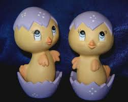 Chicks For Easter Decorations by Easter Etsy