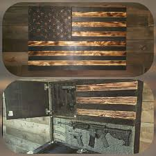 american flag gun cabinet please read entire description before ordering this american flag