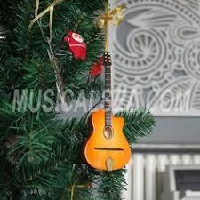 the beatles guitar ornament kurt adler collectable