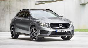 mercedes gla class suv subcompact mercedes gla a sly with issues the san diego