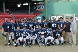 thanksgiving day football 2013 holidays in jp english high football team at fenway park