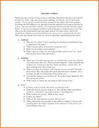 Bio Resume Examples by Examples Of Descriptive Essays Bio Resume Samples