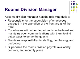 Front Desk Hotel Responsibilities 14100484 Hotel Front Office Department