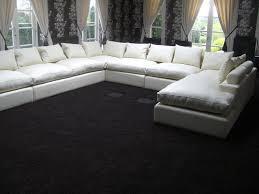 u shaped sofa large u shaped sofa fjellkjeden net