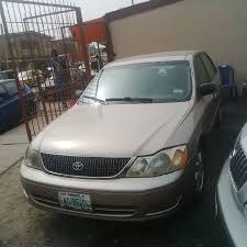 used lexus jeep in nigeria pictures of car for sale in nigeria under 1 million naira