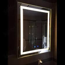 majestic design anti fog bathroom mirror shower shaving rain x