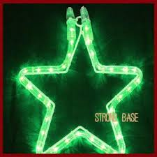 star shape led christmas lights star christmas motif lights