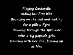 chuck wicks stealing cinderella lyrics at