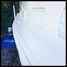 painting an albin 27 family cruiser