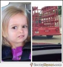 Little Black Girl Meme - girl memes me regala creeped out little girl meme en memegen