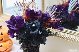 halloween flowers spooky halloween bouquet annmarie john