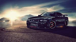 nissan skyline drift car the best car ever nissan skyline r34 u2014 steemit