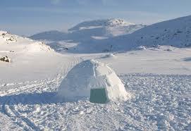 the m u0026 m of cape dorset igloo