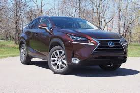 lexus nx vs acura 2016 lexus nx 300h review curbed with craig cole autoguide com news