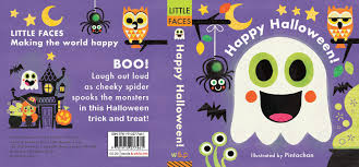 happy halloween cover photos little faces happy halloween intachan illustrated by