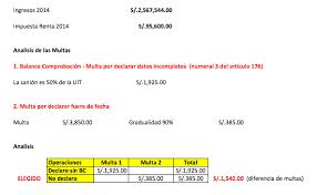 balance de comprobacion sunat 2 soluciones erróneas a la hora declarar tu impuesto a la renta a la