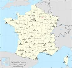 Loire Valley France Map by Tours France Map Recana Masana