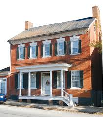 the historic charms of shepherdstown west virginia old house