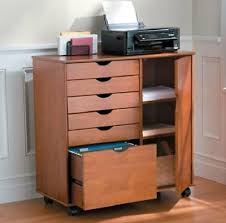 Rolling Storage Cabinet Lovable Office Storage Drawers Office Storage Cabinet Cymun
